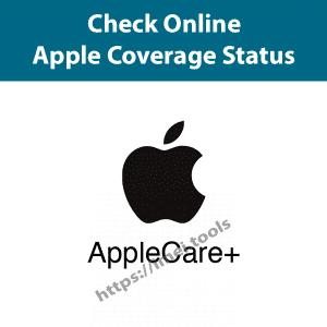 Check Apple iPhone, iPad, iPod Coverage Status