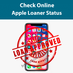 check Apple loan status for iPhone & iPad using IMEI