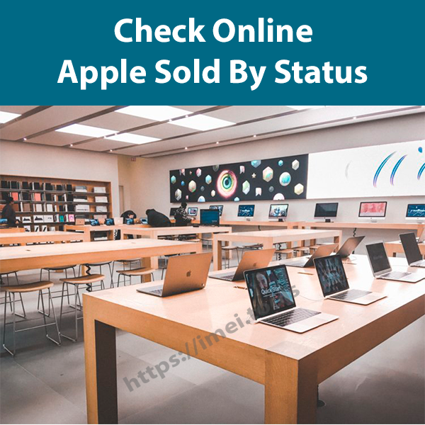 Apple Sold By Status
