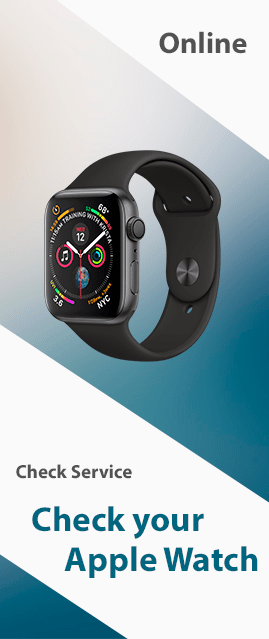 Check Online Apple Watch by Serial Number