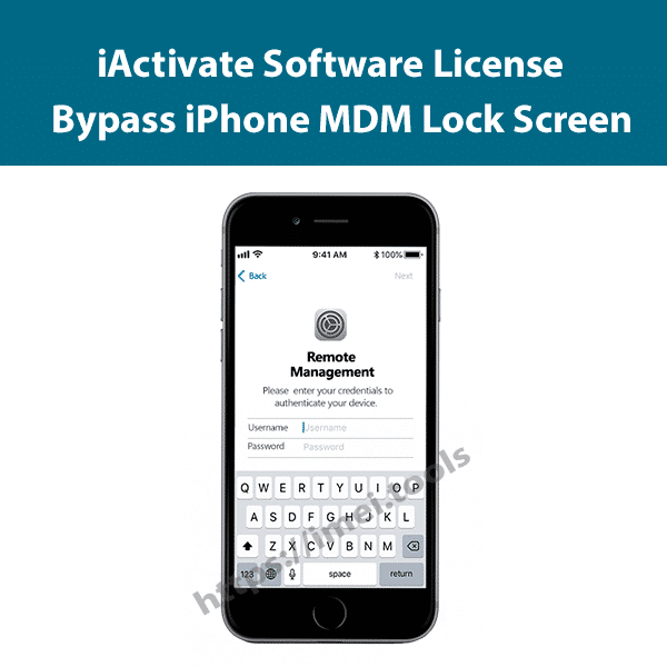 Bypass iPhone MDM lock screen